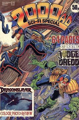 2000 AD Sci-Fi Special #5