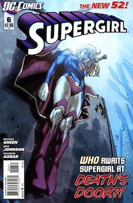 Supergirl Vol. 6 (2011-2015) (Comic Book) #6