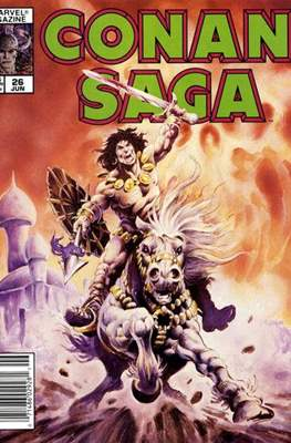 Conan Saga (Comic-book) #26