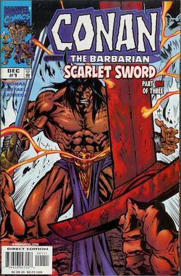 Conan the Barbarian - Scarlett Sword