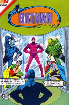 Batman (Grapa. Serie Avestruz) #31