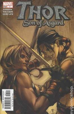 Thor: Son of Asgard (2004-2005) (Comic Book) #7