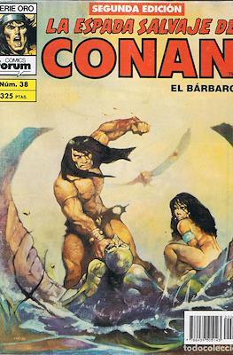 La Espada Salvaje de Conan Vol. 1. 2ª edición (Grapa. 64 páginas) #38