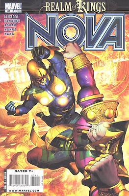 Nova Vol. 4 (Comic-Book) #34