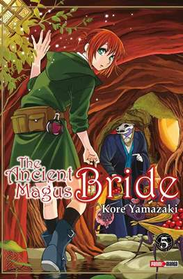 The Ancient Magus Bride (Rústica con sobrecubierta) #5