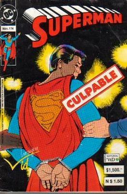 Supermán (1986-2001) (Grapa) #174