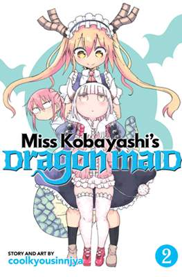 Miss Kobayashi's Dragon Maid (Softcover) #2