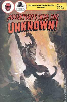 Adventures into the Unknown! (Comic-book. 1990-1991) #1