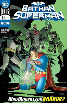 Batman / Superman Vol. 2 (2019 -) (Comic Book) #8