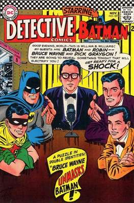 Detective Comics Vol. 1 (1937-2011; 2016-) (Comic Book) #357