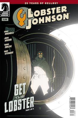 Lobster Johnson (Comic Book) #18