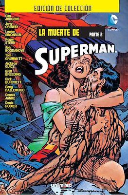La muerte de Superman (Rústica) #2