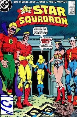 All-Star Squadron Vol 1 (Grapa) #45