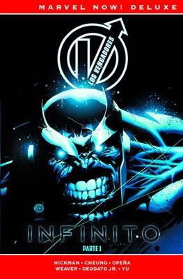 Los Vengadores de Jonathan Hickman. Marvel Now! Deluxe (Cartoné 312 pp) #3