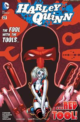 Harley Quinn (Grapa) #27