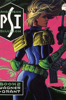 Judge Anderson (Softcover 64 pp) #2