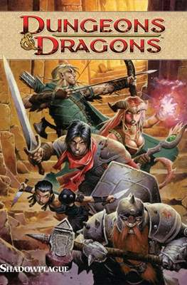 Dungeons & Dragons (Softcover) #1