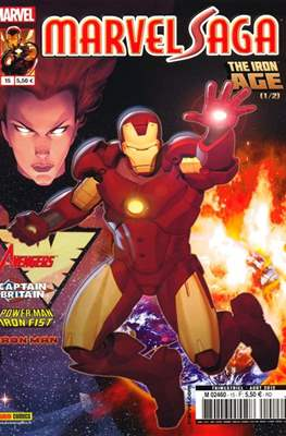 Marvel Saga Vol. 1 #15
