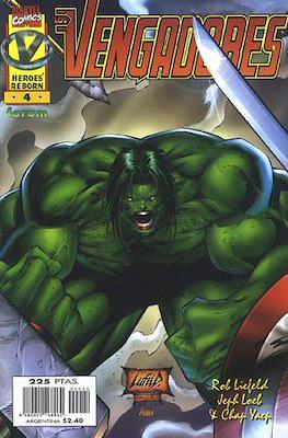 Los Vengadores: Heroes Reborn (1997-1998) (Grapa 24 pp) #4
