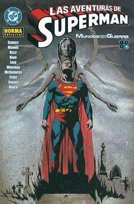 Las aventuras de Superman. Mundos en guerra (2004) #4