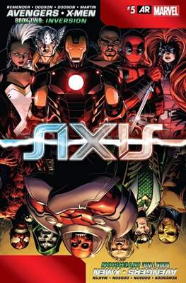 Avengers & X-Men: Axis (Comic-book) #5