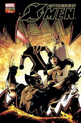 Astonishing X-Men Vol.3 (2010-2014) (Grapa) #20
