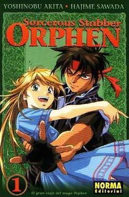 Orphen - Sorcerous Stabber