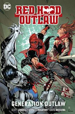 Red Hood and the Outlaws Vol. 2 (Softcover) #7