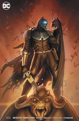 Detective Comics Vol. 1 (1937-2011; 2016- ... Variant Covers) (Cómic Book) #1005