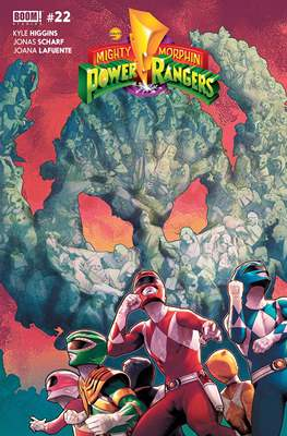 Mighty Morphin Power Rangers (Comic Book) #22