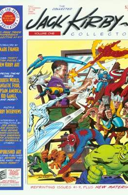The Collected Jack Kirby Collector (Softcover) #1