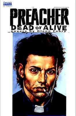 Preacher: Dead or Alive. Covers by Glenn Fabry