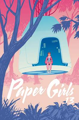 Paper Girls (Grapa 32 pp) #13