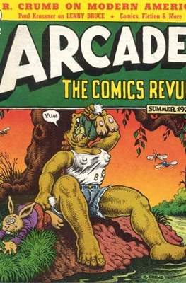 Arcade: The Comics Revue (grapa) #2