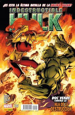 El Increíble Hulk Vol. 2 / Indestructible Hulk / El Alucinante Hulk / El Inmortal Hulk (2012-) (Grapa) #36