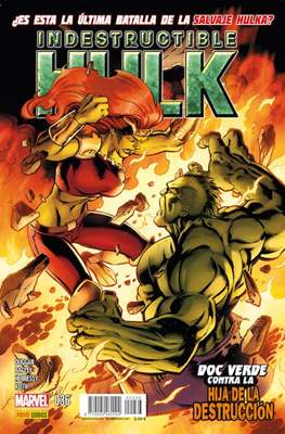 El Increíble Hulk Vol. 2 / Indestructible Hulk / El Alucinante Hulk / El Inmortal Hulk (2012-) (Comic Book) #36