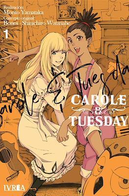 Carole & Tuesday (Rústica con sobrecubierta) #1