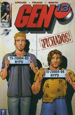 Gen 13. Vol. 2 (Grapa 24-32 pp) #16