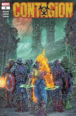 Contagion (Comic Book) #5