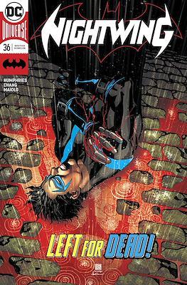 Nightwing Vol. 4 (2016-) #36