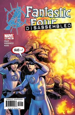 Fantastic Four Vol. 3 (Comic Book) #519