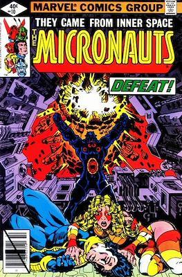 The Micronauts Vol.1 (1979-1984) #10