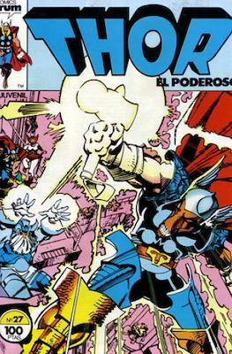 Thor, el Poderoso (1983-1987) (Grapa 36 pp) #27