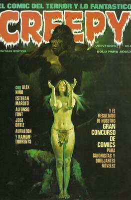 Creepy (Grapa, 1979) #22