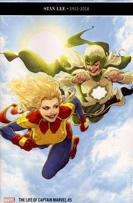The Life of Captain Marvel (Variant Covers) (Comic Book) #5.1