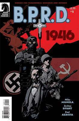 B.P.R.D. (Comic Book) #39