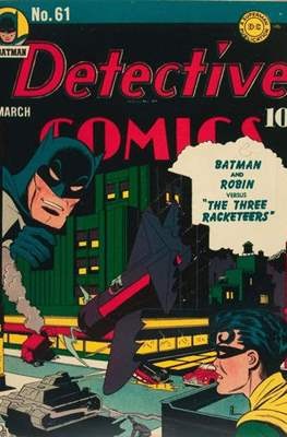 Detective Comics Vol. 1 (1937-2011; 2016-) (Comic Book) #61