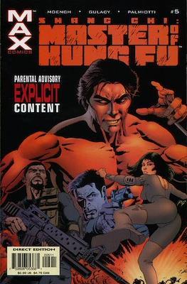 Shang-Chi: Master of Kung Fu (2002-2003) #5