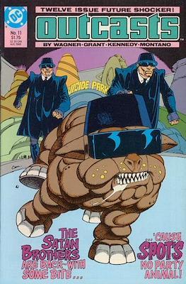 Outcasts Vol. 1 (1987-1988) #11
