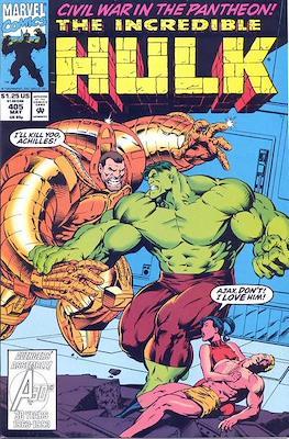 The Incredible Hulk Vol.1 (Saddle-stitched. 1962-1999) #405